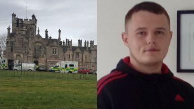 Nathan Craig: Paramedics tried to save him. Edinburgh