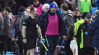 Kris Boyd: Police are reviewing CCTV. Kilmarnock Celtic