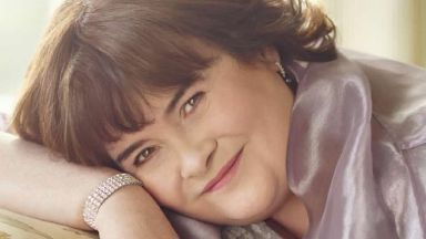 Superstar: Susan Boyle competed in America's Got Talent: The Champions.