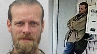 Missing sex offender Christopher Wright, 41, could be in Glasgow, Scotland