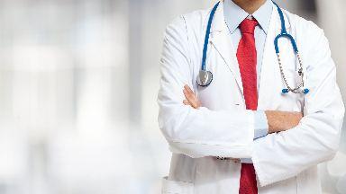 Doctor GP medic health NHS generic