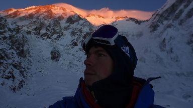 Tom Ballard, climber