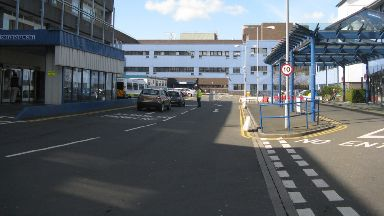 Western: Some surgery procedures have been cancelled. Edinburgh's Western General Hospital