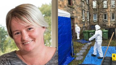 Julie Reilly: She was murdered by Andrew Wallace. Govan Body Parts