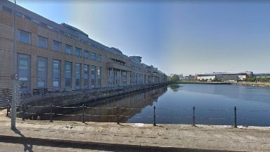 Leith's Victoria Quay