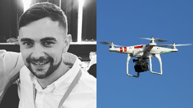 Kieran Hope Drone Business