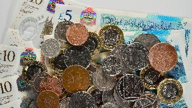 Cash money, economy, finance generic 2019