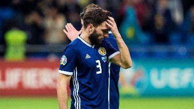 Graeme Shinnie: He is unlikely to face San Marino.