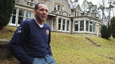 Tony Brown to transform former Ossian hotel in Kincraig, Cairngorms Park into veteran respite