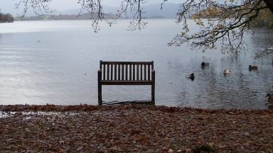 Body: The man's death is being treated as unexplained. Cameron House Water Loch Lomond
