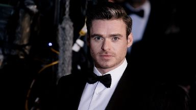 Richard Madden: He was named one of the most influential people. Bodyguard