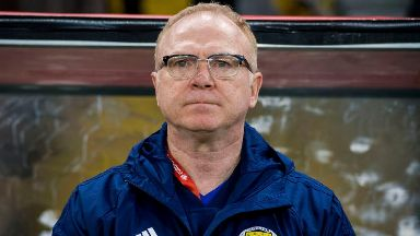 Alex McLeish has been relieved of his duties