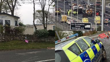 Death: A spate of crashes have happened over the Easter Weekend.