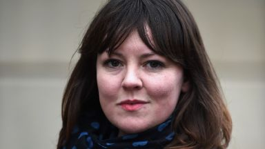 Natalie McGarry: The 37-year-old is in court. SNP MP Former
