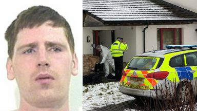 Dundee: Stephen Brisbane attacked a disabled woman in her home.