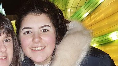 Missing: Olivia Leake.