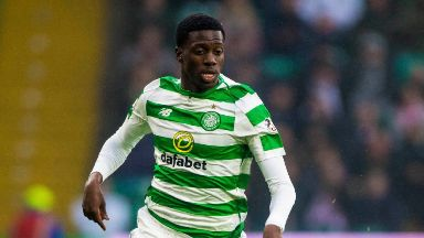 Timothy Weah: He has left Celtic.