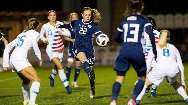 Scotland: The squad will be announced at Hampden. Erin Cuthbert