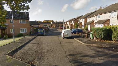 Anniesland: A 72-year-old man dies. Strathcona Gardens in Anniesland, Glasgow