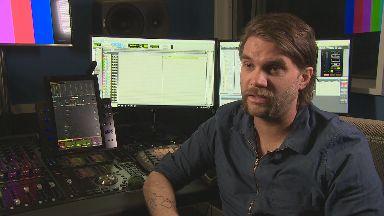 Frightened Rabbit Drummer Grant Hutchison on brother Scott's death