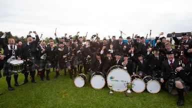British Pipe Band Championships