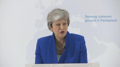 Theresa May Brexit speech May 21 2019.