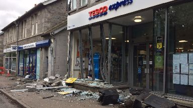 Tesco crash Cults