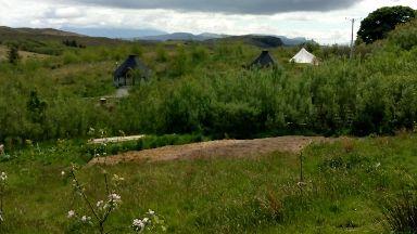 Orbost Estate on Isle of Skye
