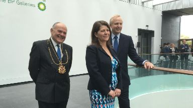 BP donating £1m to Aberdeen art gallery