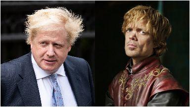 Boris Johnson and Tywin Lannister