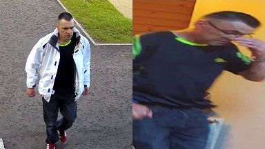 Tony Hutchison: The murder squad has been called. Missing Gorebridge