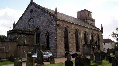 The Old Kirk in Kirkcaldy