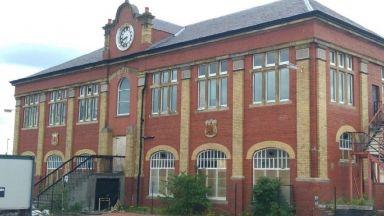 Granton train station