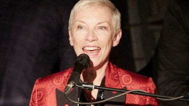 Annie Lennox performing in An Evening of Music and Conversation June 2019