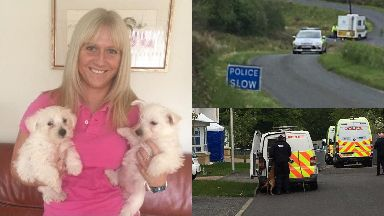 Emma Faulds: Searches have been carried out. Galloway Forest Dumfries