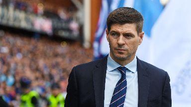 Steven Gerrard's Rangers travel to Kosovo or Gibraltar.