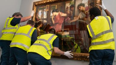 Opening: The facility has been hit by delays. Aberdeen Art Gallery