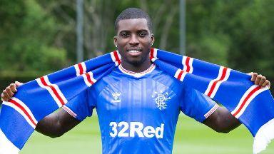 Sheyi Ojo: The 21-year-old has signed on loan. Rangers