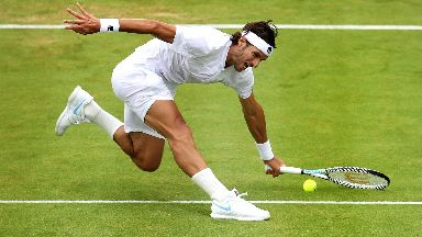 Feliciano Lopez: The player has denied allegations against him. Andy Murray Doubles
