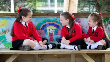 Alesha MacPhail memorial Chapelside Primary school