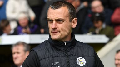 Oran Kearney: His relationship with the chairman has broken down.