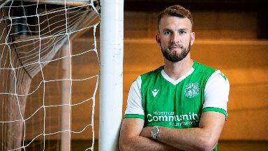 Doidge has become Hibs' fourth summer signing.