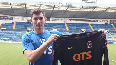 Laurentiu Branescu: The 25-year-old has signed on loan. Kilmarnock Juventus