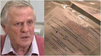 Dr George O'Neil naltexone implant