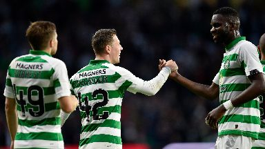 Callum McGregor scored the winner against Sarajevo.