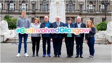 Get Involved Glasgow