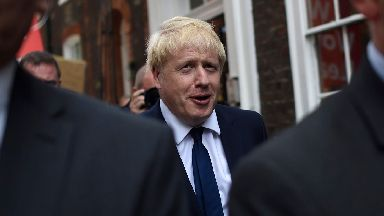 Boris Johnson favourite to win Tory leadership contest in last days of campaign July 22 2019.