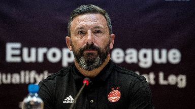 McInnes is ready for the next qualification test.