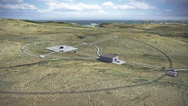 Space Hub Sutherland project