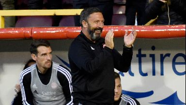 McInnes was thrilled with his side's display.